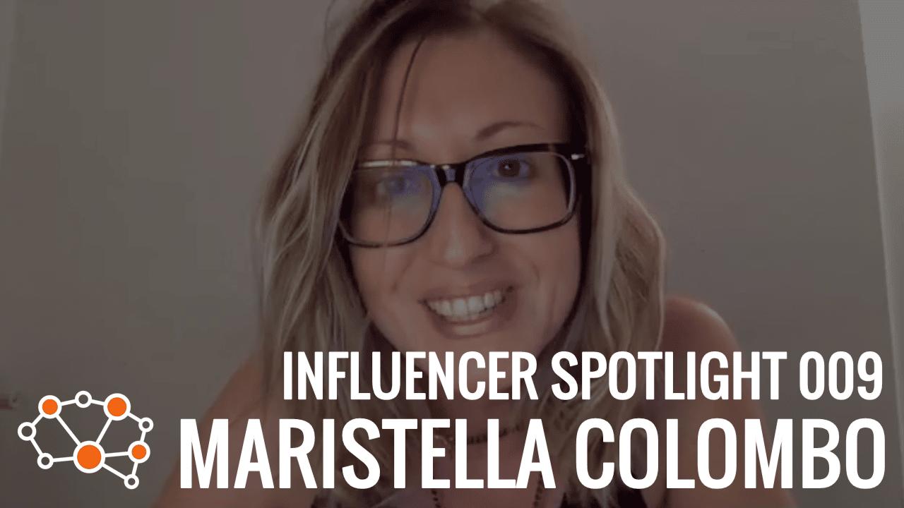 MARISTELLA COLOMBO Influencer Spotlight