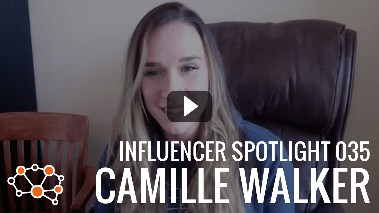 CAMILLE WALKER Influencer Spotlight
