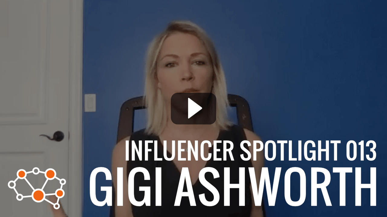 GIGI ASHWORTH Influencer Spotlight