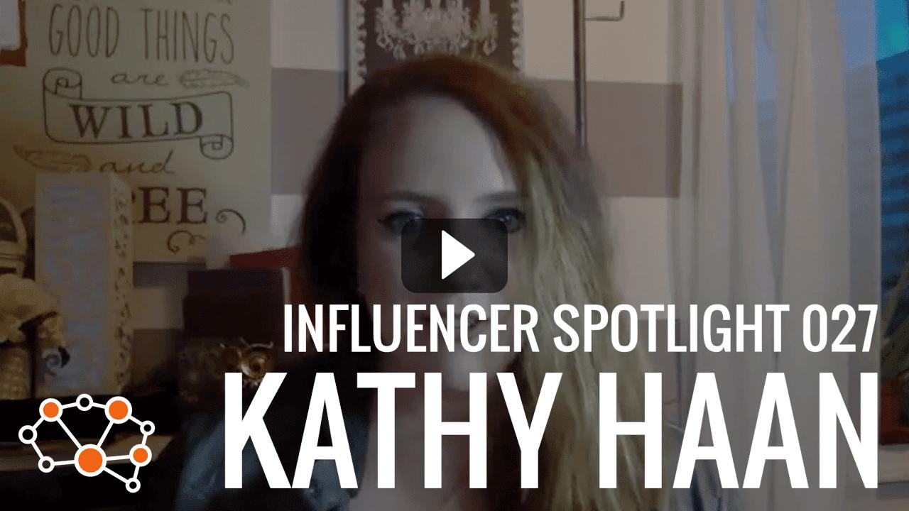 KATHY HAAN Influencer Spotlight