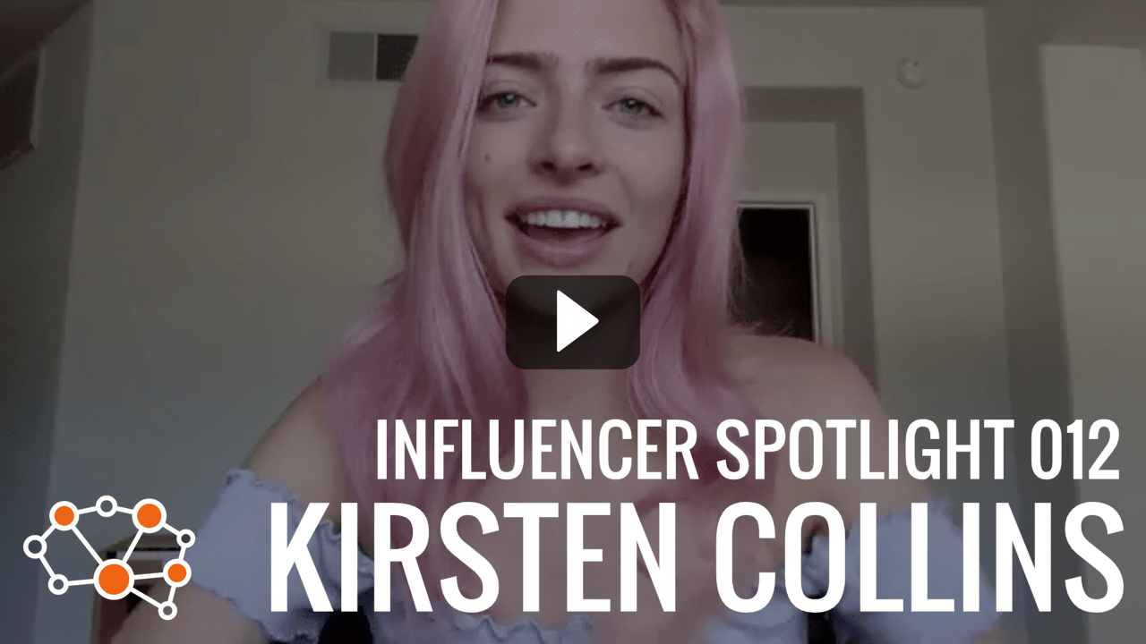 KIRSTEN COLLINS Influencer Spotlight