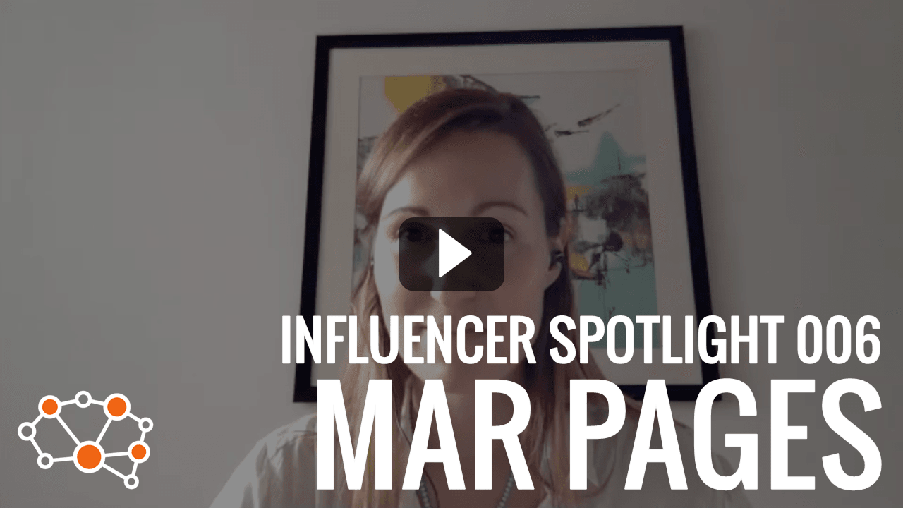 MAR PAGES Influencer Spotlight