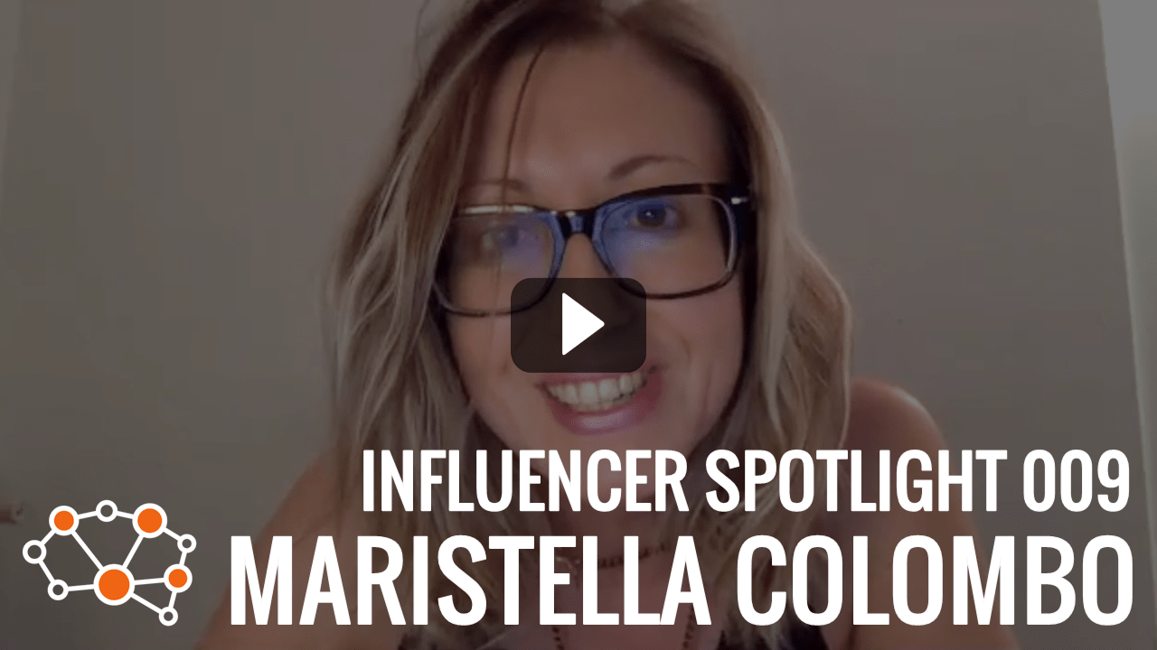 MARISTELLA COLOMBO Influencer Spotlight