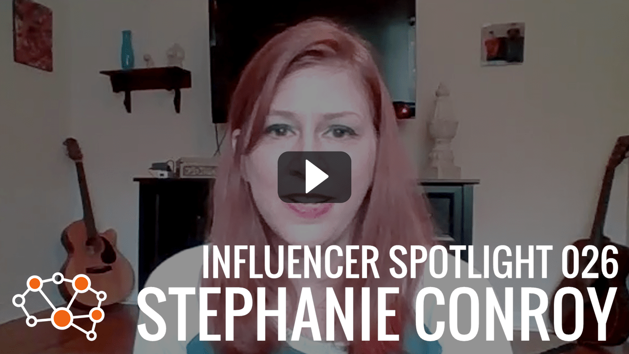 STEPHANIE CONROY Influencer Spotlight