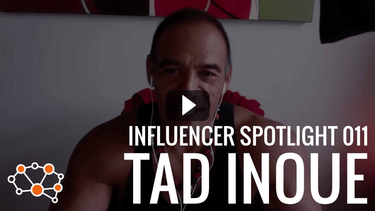 TAD INOUE Influencer Spotlight