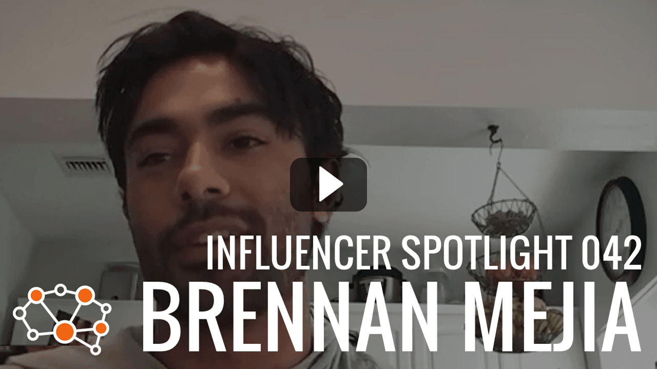 BRENNAN MEJIA Influencer Spotlight