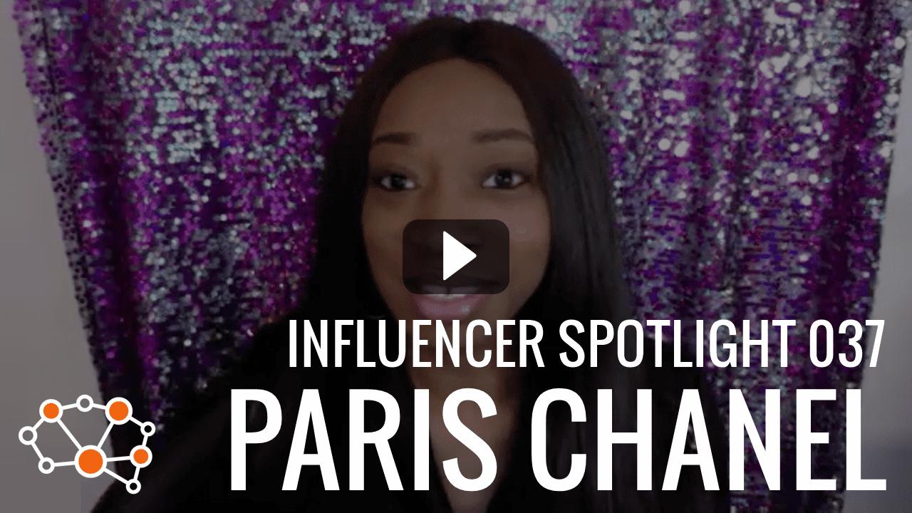 PARIS CHANEL Influencer Spotlight