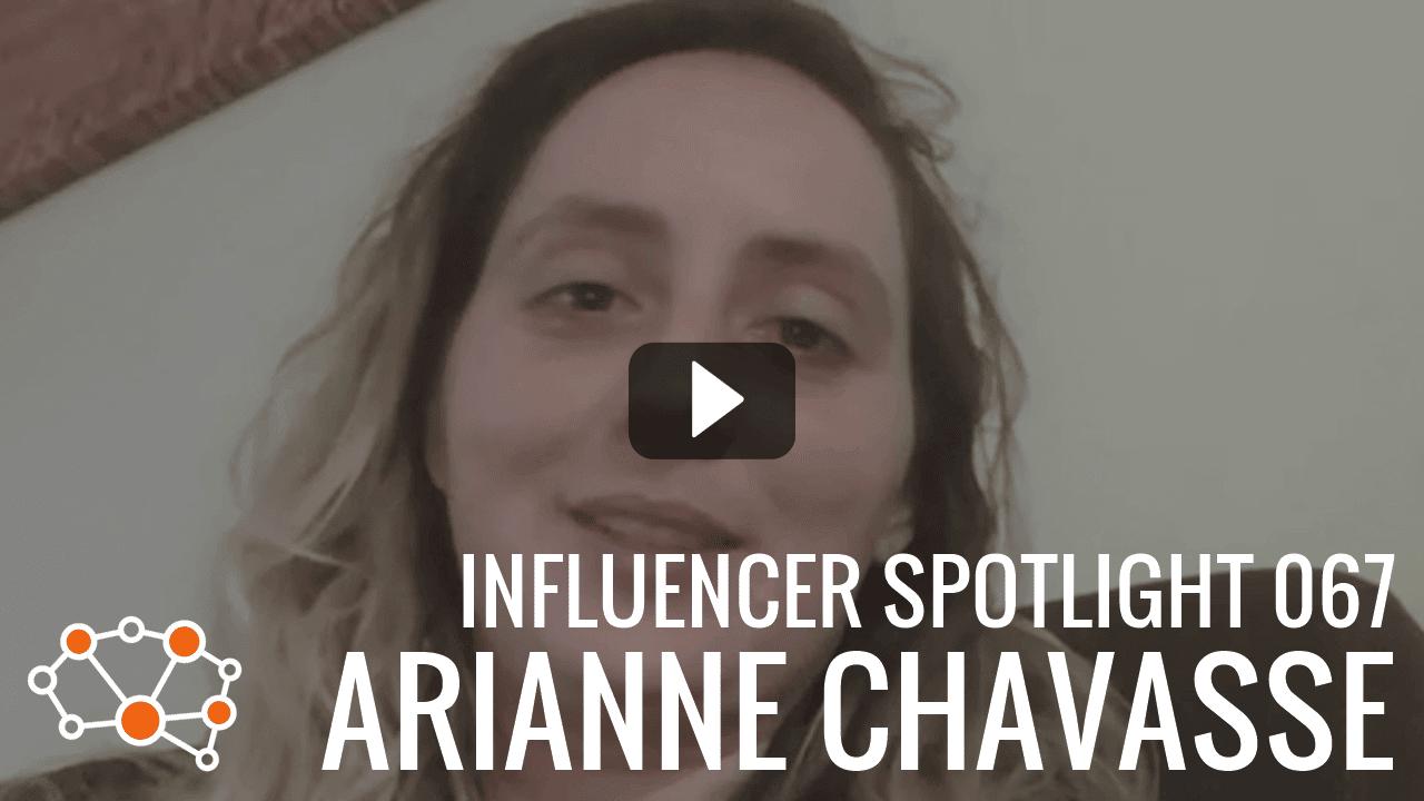ARIANNE CHAVASSE Influencer Spotlight