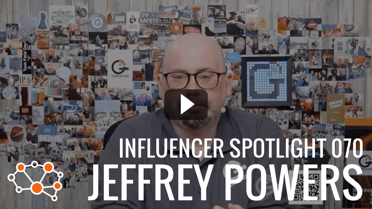 JEFFREY POWERS Influencer Spotlight